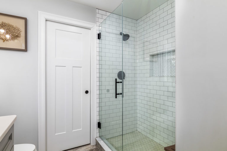 Master Bathroom Shower Photo